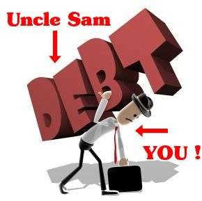 uncle sam's debt