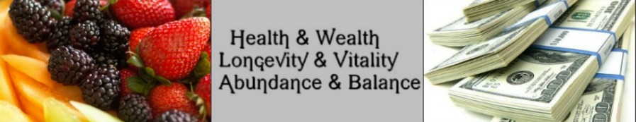 Healthy Wealthy Boomer header image